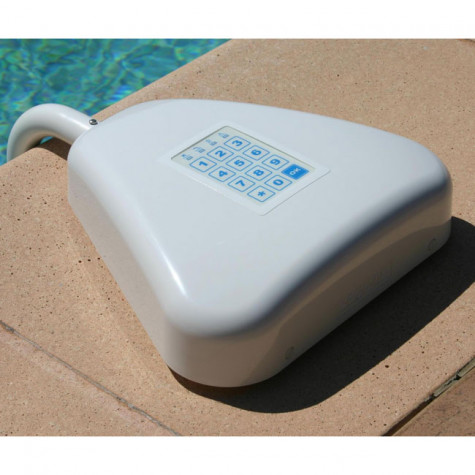 aqualarm Alarme de piscine v2 avec clavier digital aqualarm