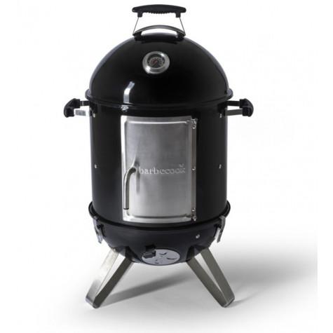 barbecook Fumoir à charbon 41cm noir barbecook