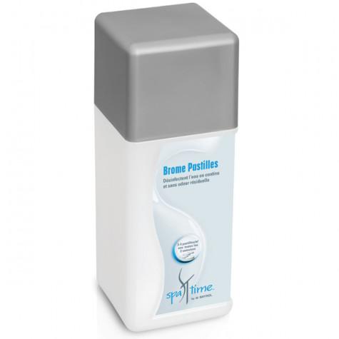 bayrol Brome pastilles 0.8kg pour spa bayrol