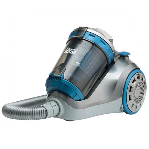 bestron Aspirateur sans sac 1200w gris/bleu bestron
