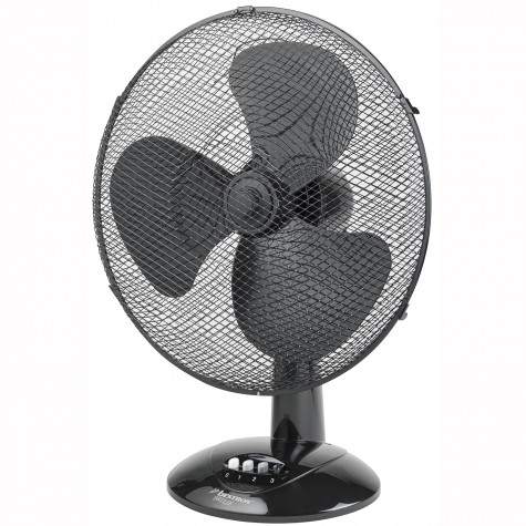 bestron Ventilateur de table 45cm 45w 3 vitesses noir bestron
