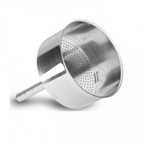 bialetti filtre entonnoir pour cafetière 10 tasses venus 0800504