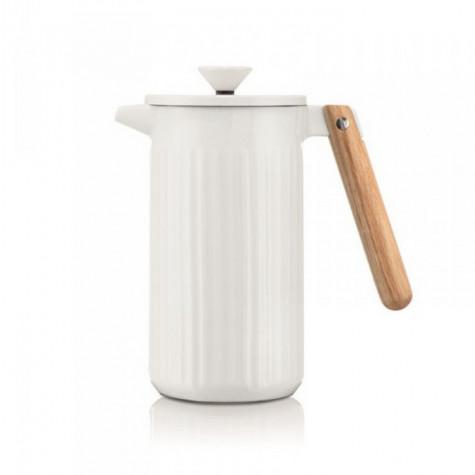 bodum Cafetière à piston 8 tasses 1l blanc bodum