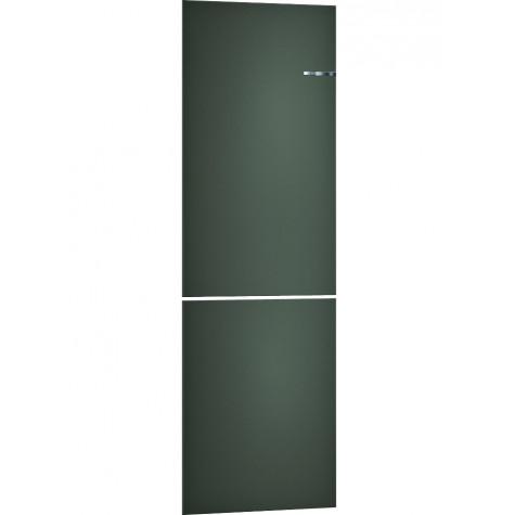 bosch Panneau de couleur vert perlé pour réfrigérateur/congélateur bosch