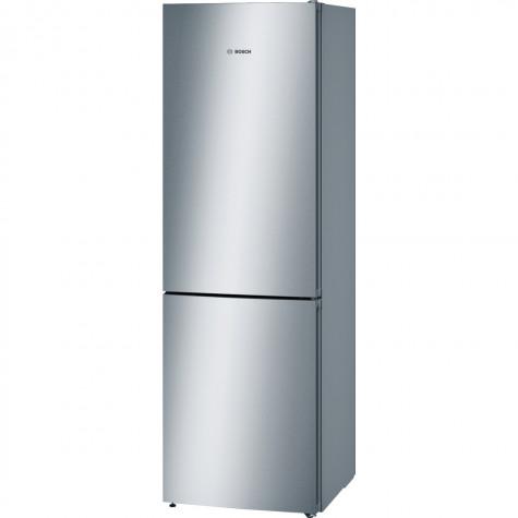 bosch Réfrigérateur combiné 60cm 324l a++ nofrost inox bosch