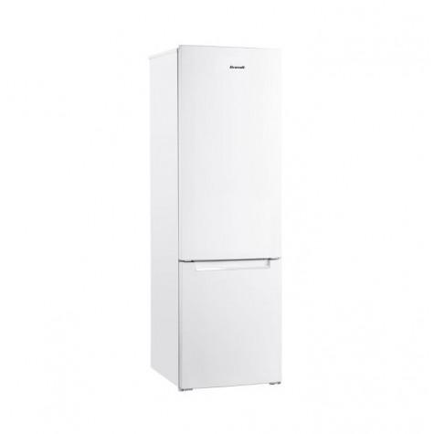 brandt Réfrigérateur combiné 55cm 273l a+ statique blanc brandt