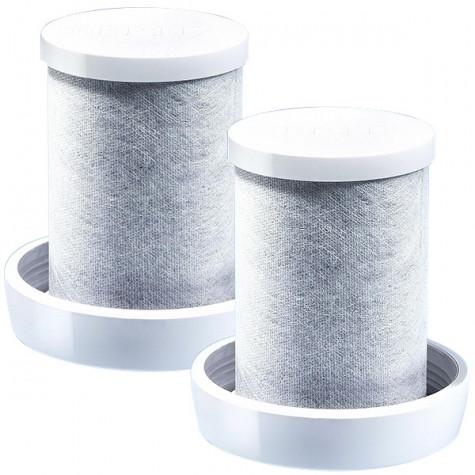 brita Pack de 2 cartouches pour filtre sur robinet 1200l brita