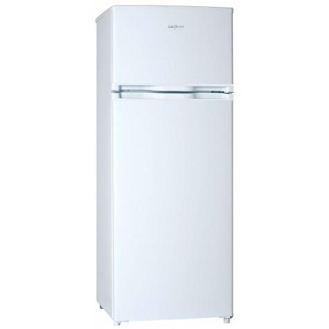 california Réfrigérateur 2 portes 55cm 207l a+ statique blanc california