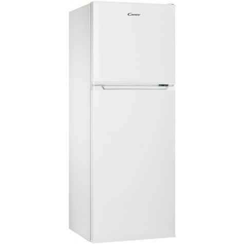 candy Réfrigérateur 2 portes 47.4cm 138l a+ statique blanc candy