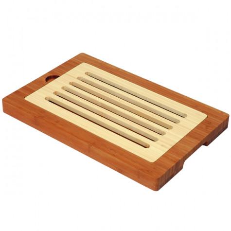 dm creation Planche à pain bambou 37x24cm dm creation