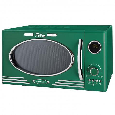 efbe-schott Four micro-ondes + grill 25l 1000w vert efbe-schott
