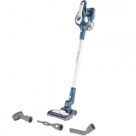 hoover Aspirateur balai rechargeable 22v bleu/gris hoover