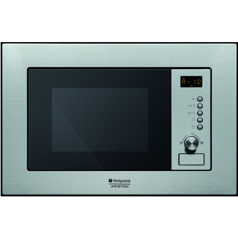 hotpoint Micro-ondes encastrable 20l 800w inox hotpoint