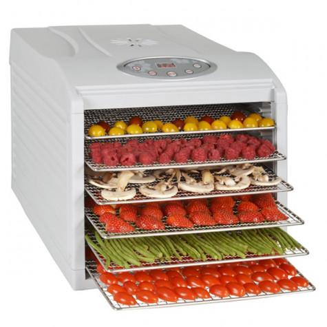 kitchen chef Déshydrateur fruits et légumes 6 plateaux 500w kitchen chef