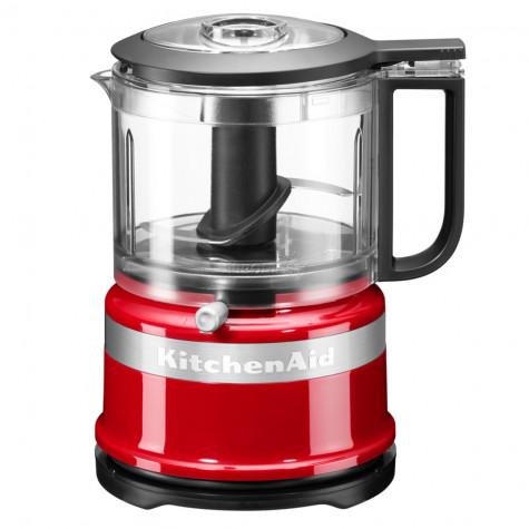 kitchenaid Mini robot ménager 0.83l 240w rouge empire kitchenaid