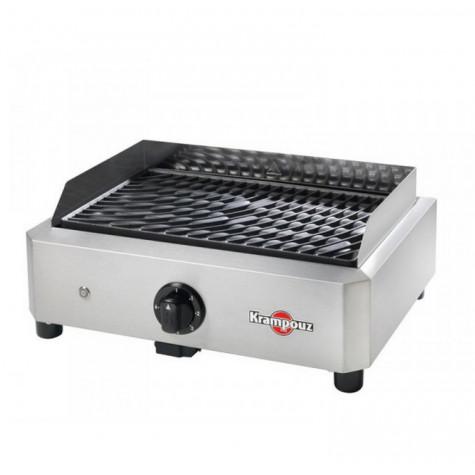 krampouz Barbecue électrique posable 1700w krampouz