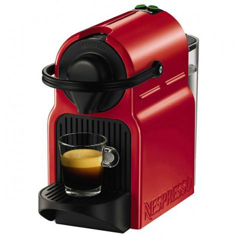 krups Cafetière nespresso automatique 19 bars rouge krups