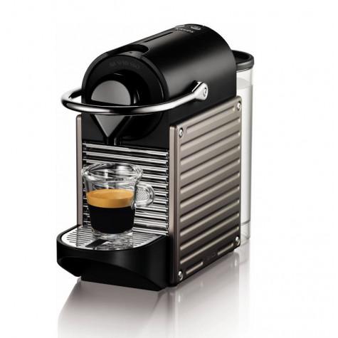 krups Cafetière nespresso automatique 19 bars titane krups