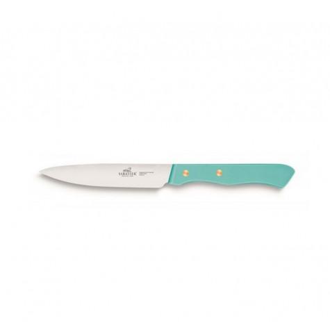 lion sabatier Set de 6 couteaux à viande turquoise lion sabatier
