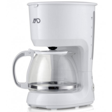 md homelectro Cafetière filtre 10 tasses 900w blanc md homelectro