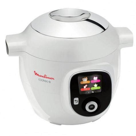 moulinex Multicuiseur intelligent 6l 1600w blanc moulinex