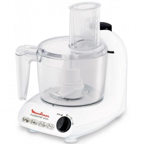 moulinex Robot multifonction 1.5l 500w blanc moulinex