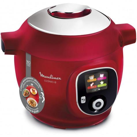 moulinex multicuiseur intelligent 6l 1600w rouge ce85b510