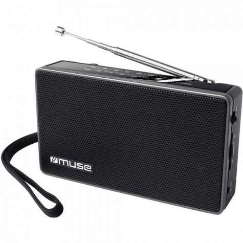 muse Radio portable analogique noir muse