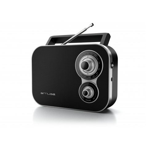 muse Radio portable noir muse