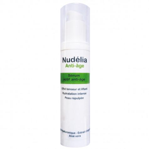 nudelia Sérum actif anti-âge 50ml nudelia