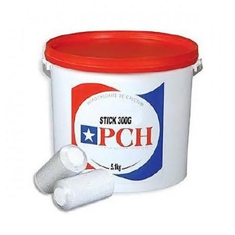 pch Chlore lent stick 300g 5.1kg pch