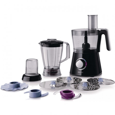 philips Robot 2l 750w + blender 1,25l compact philips