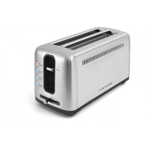 riviera and bar Grille-pains 2 fentes 1500w inox riviera and bar