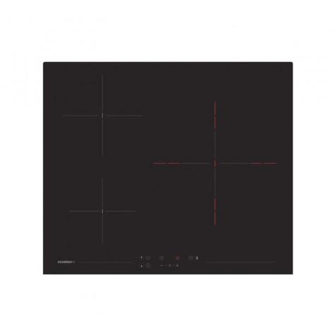 rosieres Table de cuisson vitrocéramique 60cm 3 foyer 5600w noir rosieres
