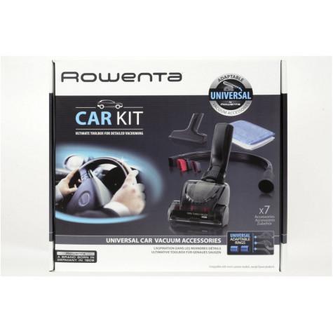 rowenta Kit accessoires aspirateur pour voiture rowenta