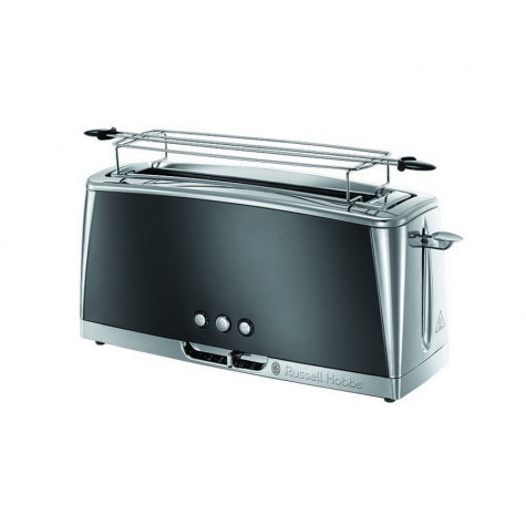 russell hobbs Grille-pains 1 fentes 1420w gris russell hobbs
