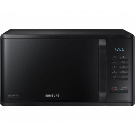 samsung Micro-ondes solo 23l 800w noir samsung