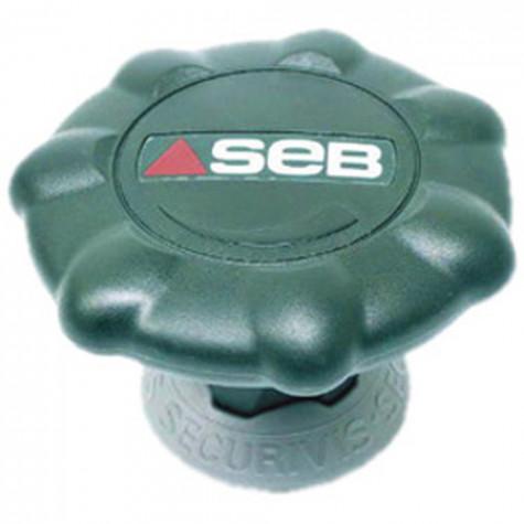 seb Bouton de serrage vert pour cocotte seb
