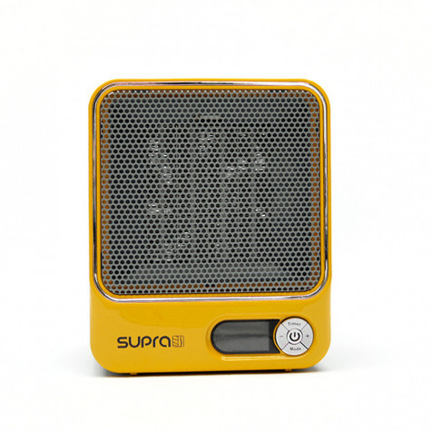 supra Chauffage soufflant mobile 1500w jaune supra