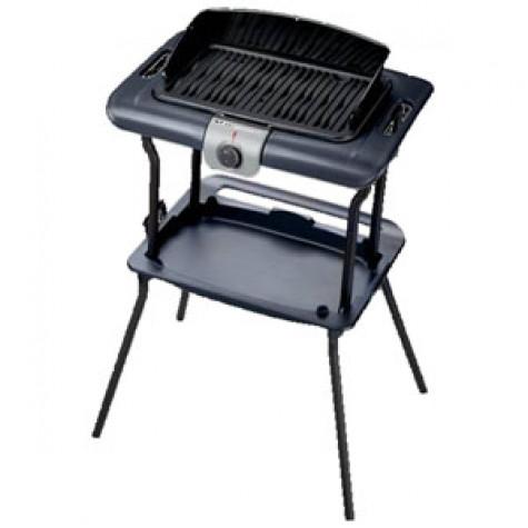 tefal Barbecue electrique sur pieds 2200w rangement valise tefal