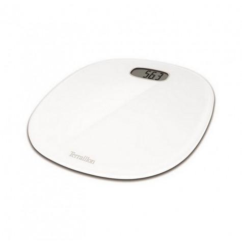 terraillon Pèse-personne électronique 160kg/100g blanc terraillon