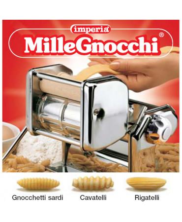 Accessoire à gnocchi pour machine à pâtes imperia