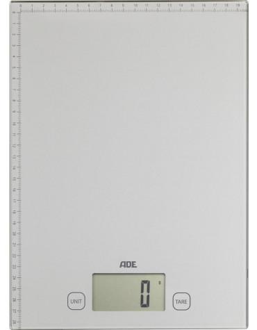 ade Balance de cuisine électronique 20kg - 1g argent ade