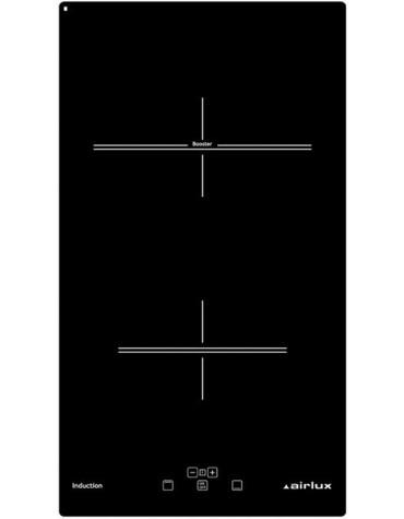Domino induction 30cm 3000w noir