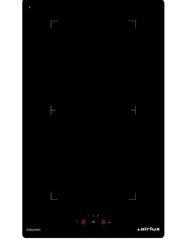 Domino induction 30cm noir