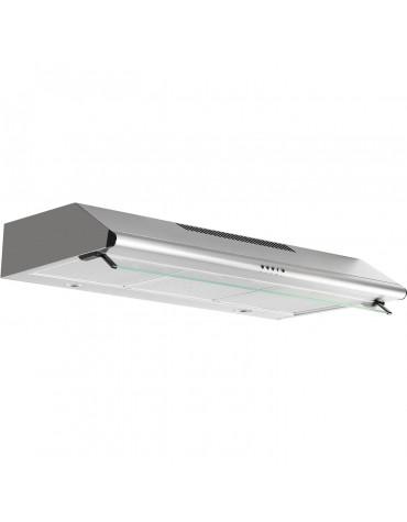 airlux Hotte classique 80cm 350m3/h inox airlux