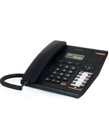 alcatel Téléphone filaire noir alcatel