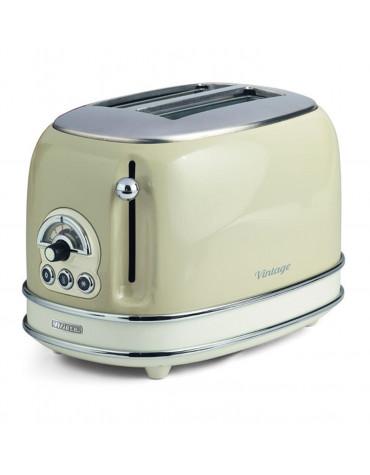 ariete Grille-pains 2 fentes 810w beige ariete