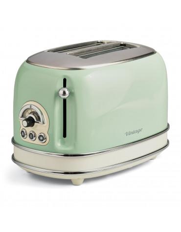 ariete Grille-pains 2 fentes 810w verde ariete