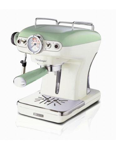 ariete Machine à espresso 15 bars verde ariete